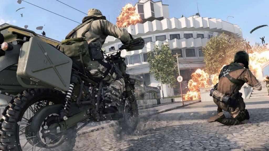 Мультиплеер в Call of Duty Cold War будет бесплатным неделю