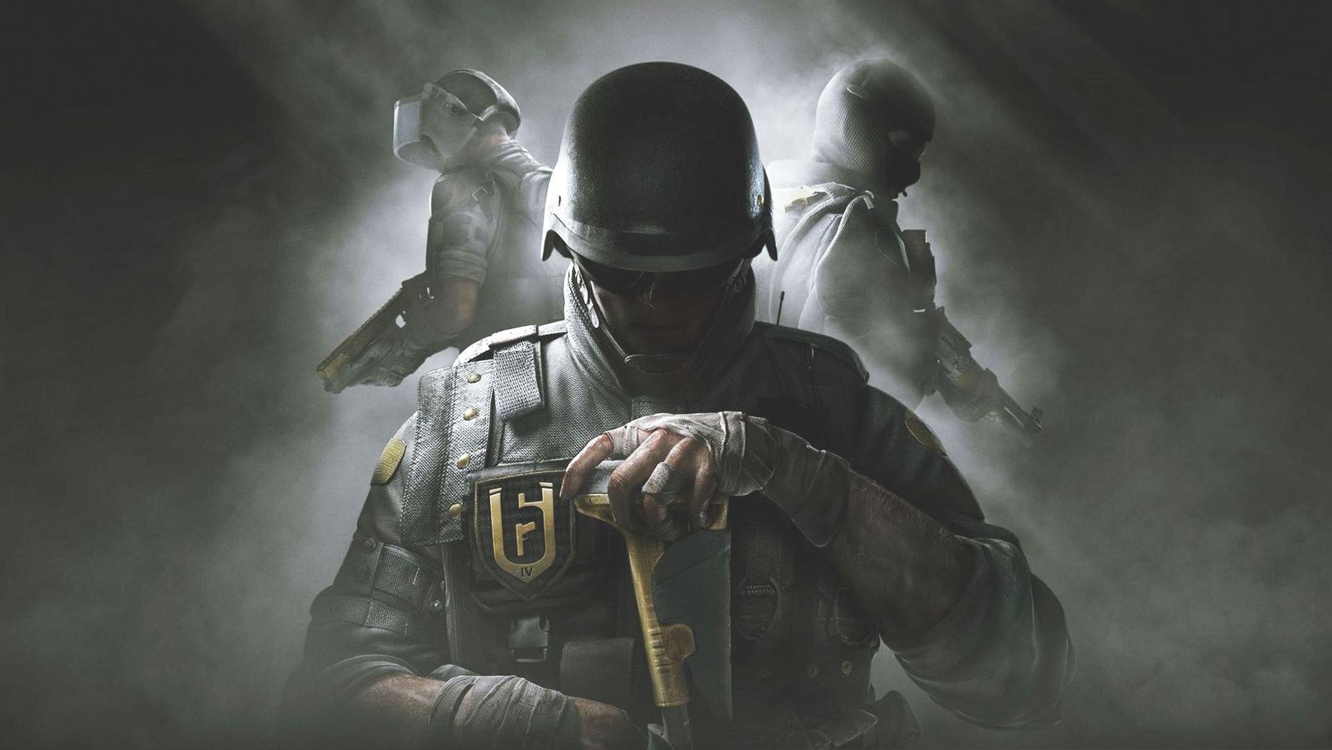 В Rainbow Six Siege идет работа над кроссплатформенностью