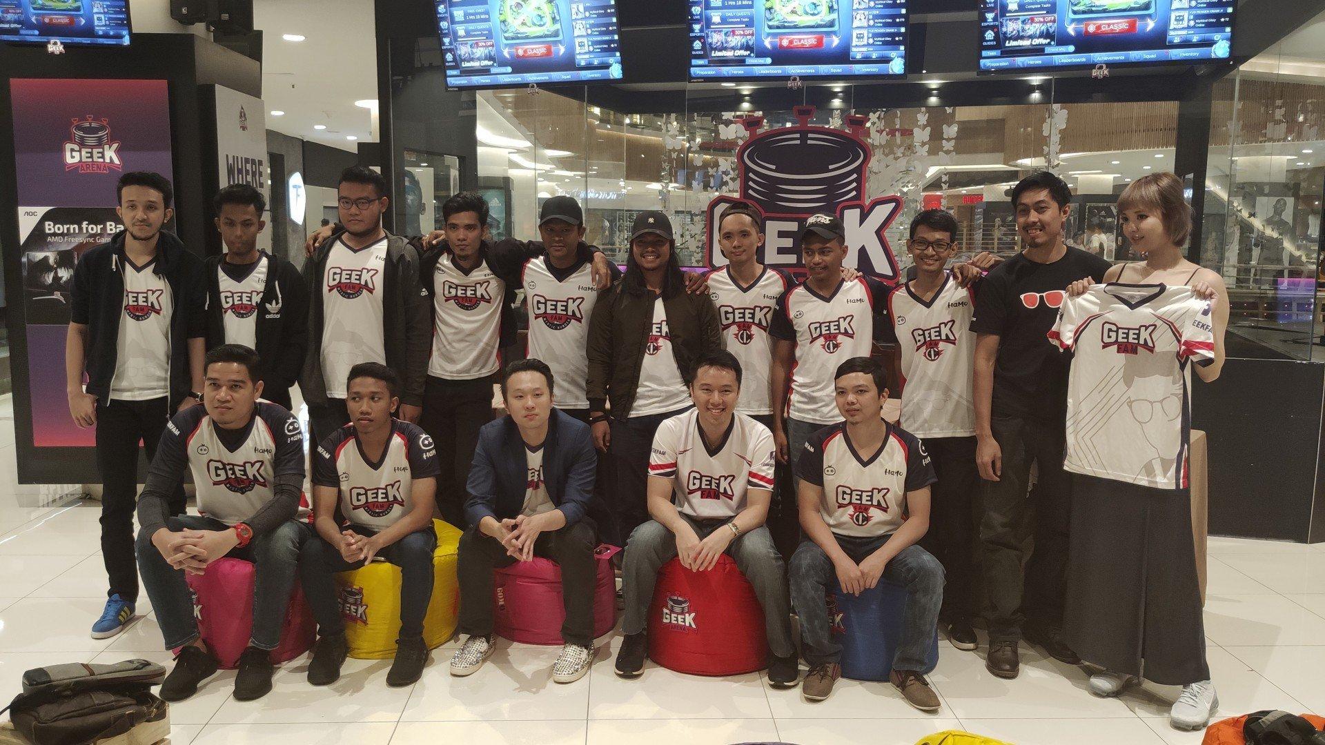 Малайзийский клуб Geek Fam подписал состав по LoL Wild Rift