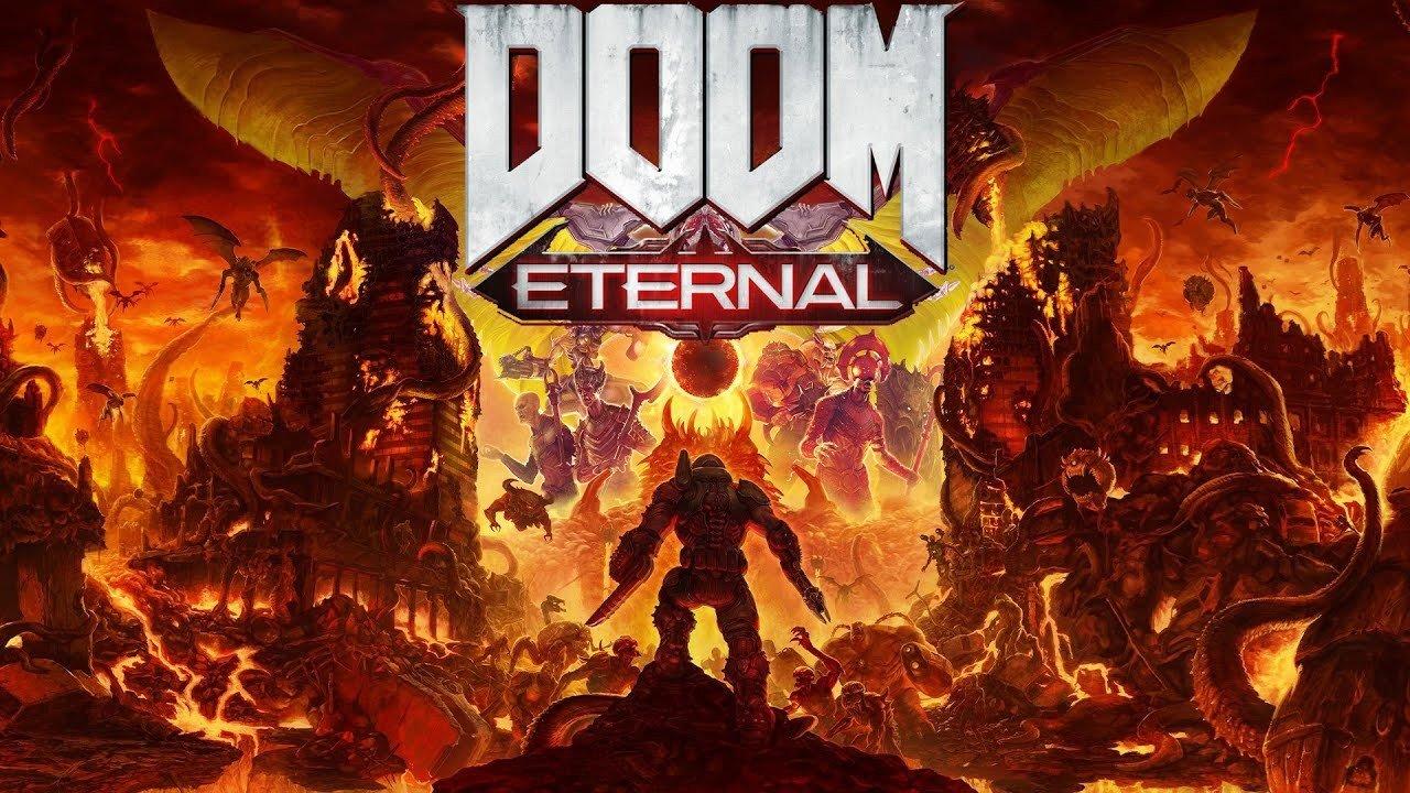 DLC для DOOM Eternal выйдет в ближайшее время
