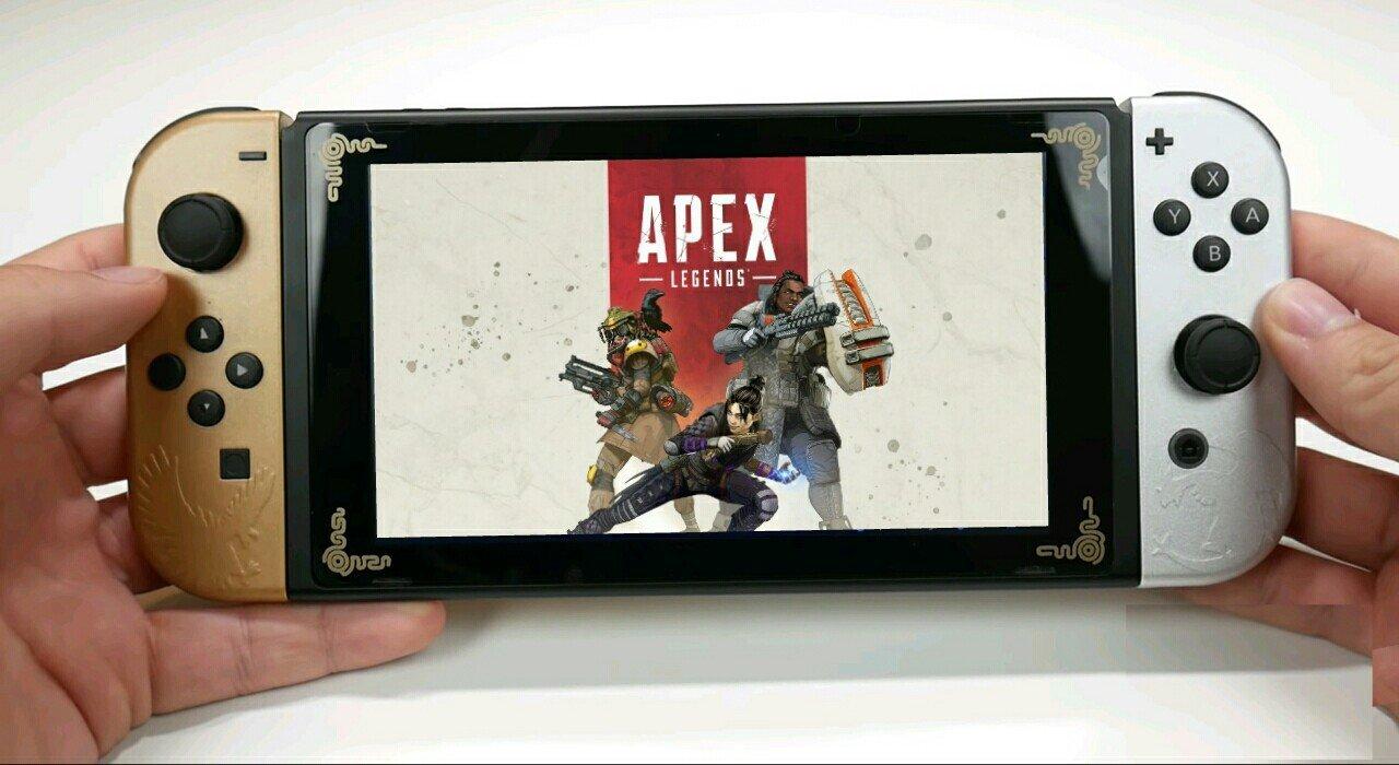 Подробности версии Apex Legends для Nintendo Switch
