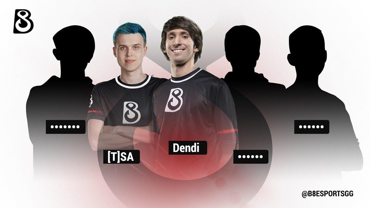 B8 официально покинули все бразильские игроки