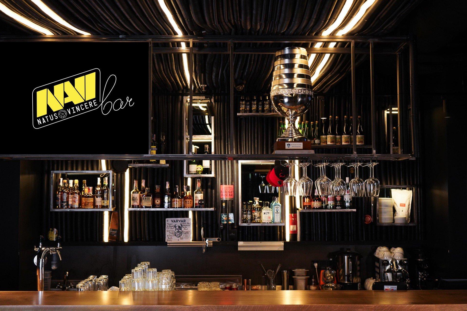 NAVI хотят открыть свой киберспортивный бар