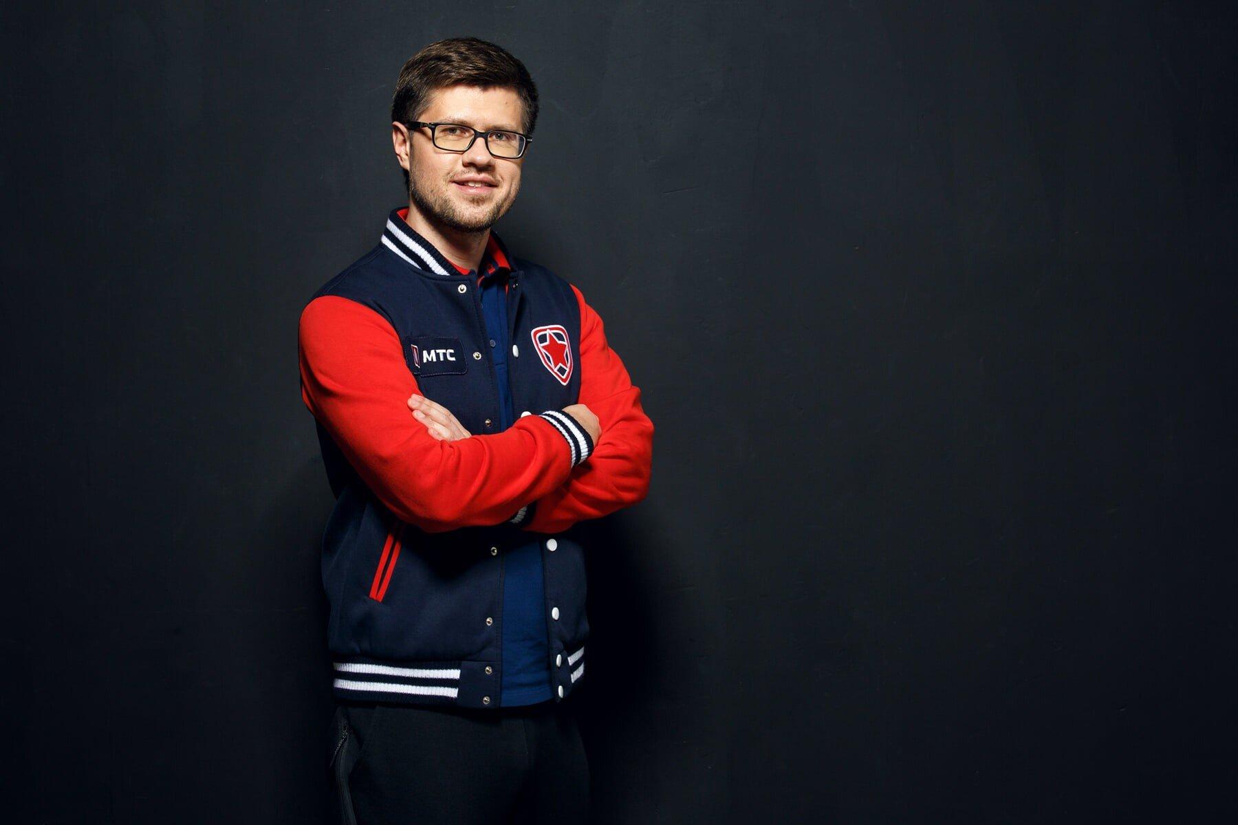 CEO Gambit Цель команды закрепиться в топ5 мира