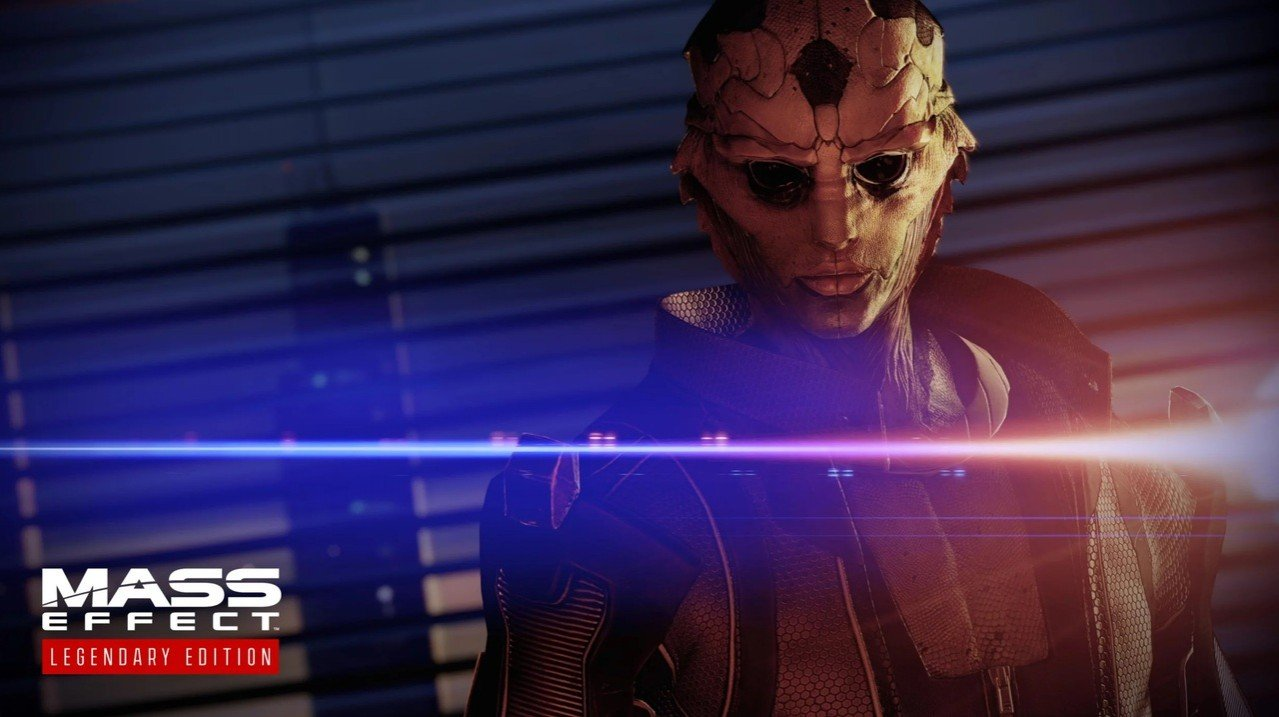 В BioWare показали персонажей Mass Effect Legendary Edition