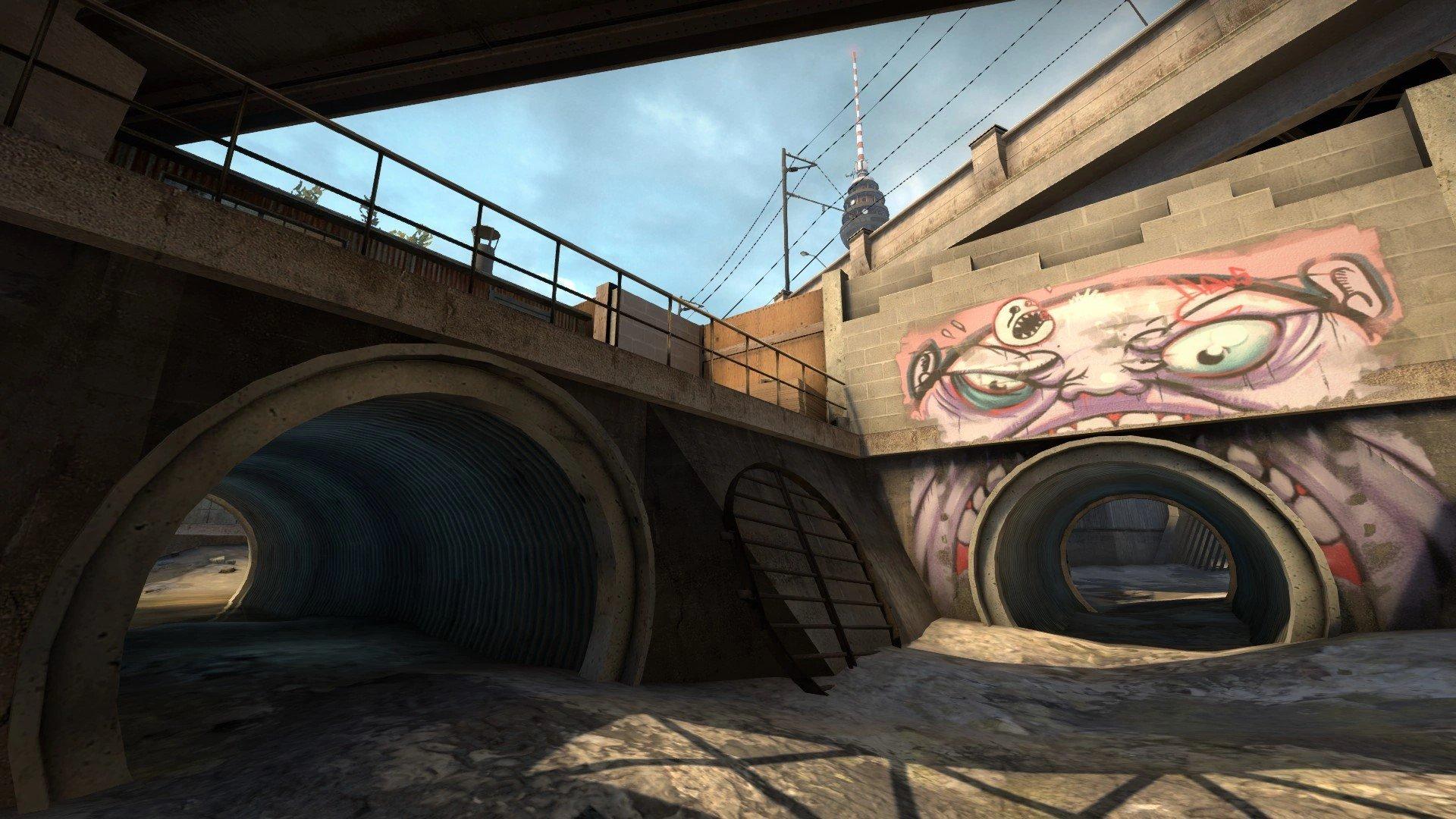 Топ7 гранат в CSGO на Overpass и Nuke для повышения уровня игры