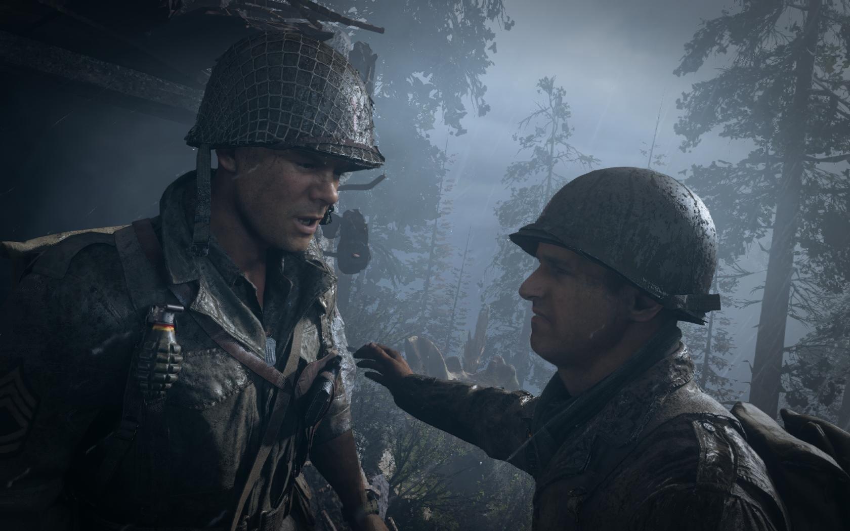 Слухи следующая часть Call of Duty будет о Второй мировой