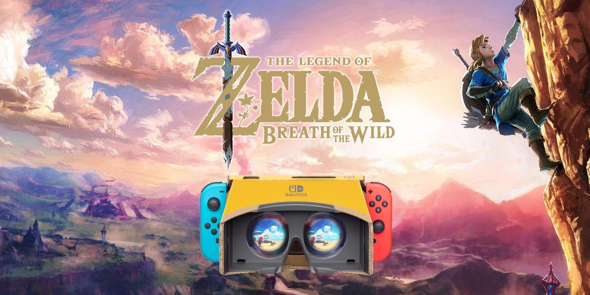 Мододелы делают VR для The Legend of Zelda