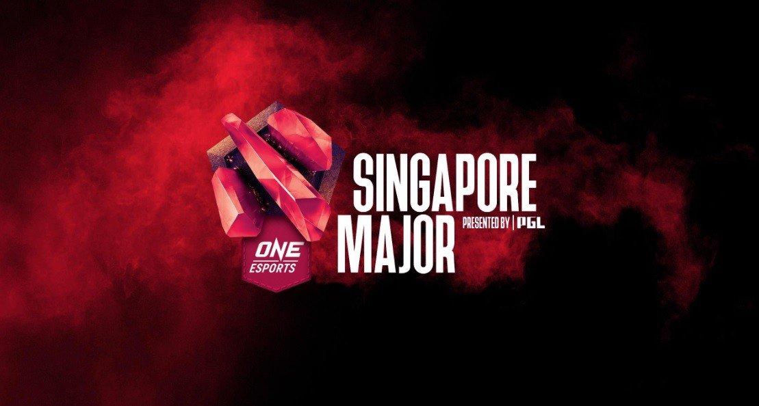 ONE Esports Singapore Major 2021 по Dota 2 участники расписание где смотреть