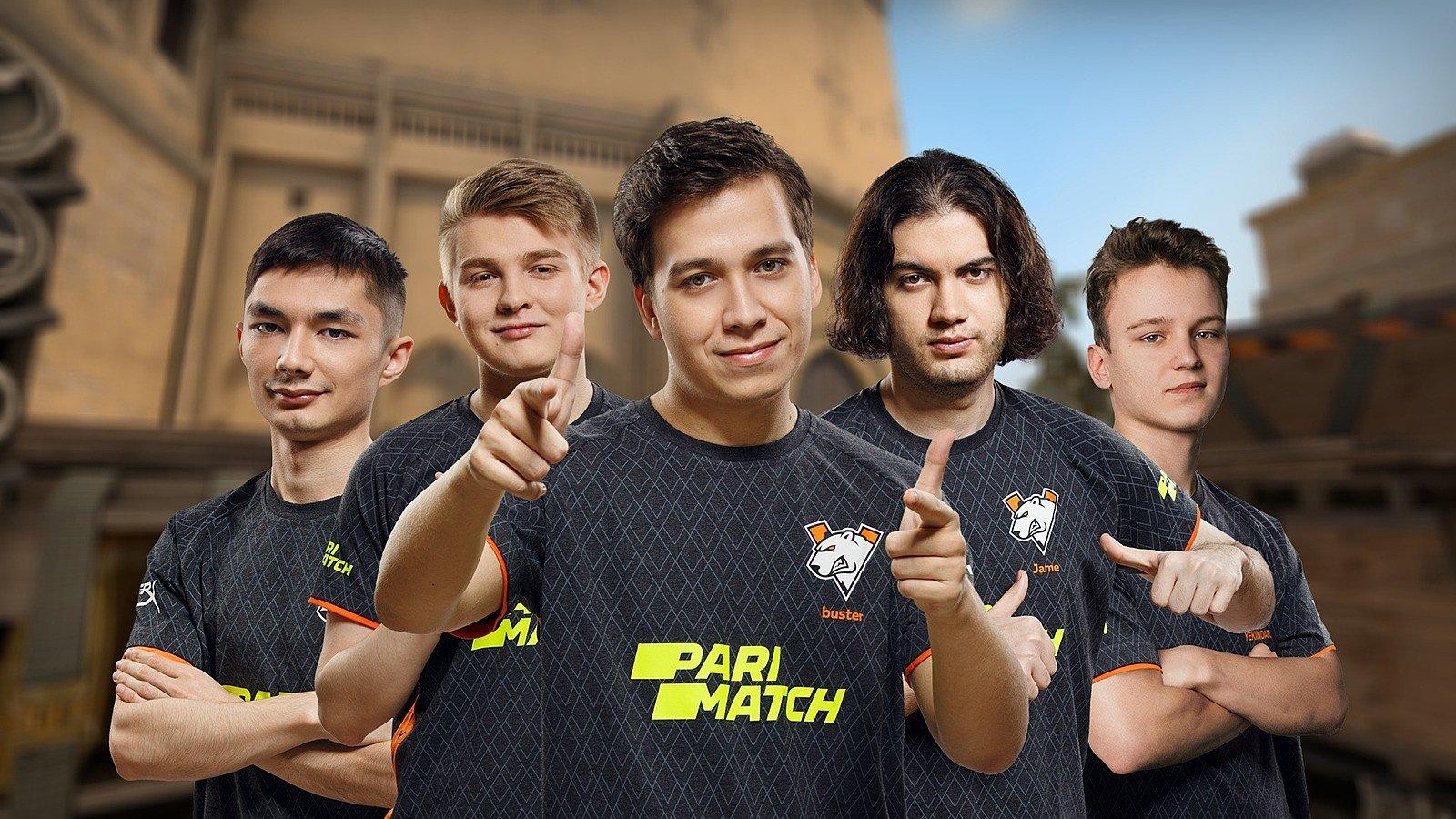 Virtuspro обыграла Evil Geniuses на ESL Pro League 13