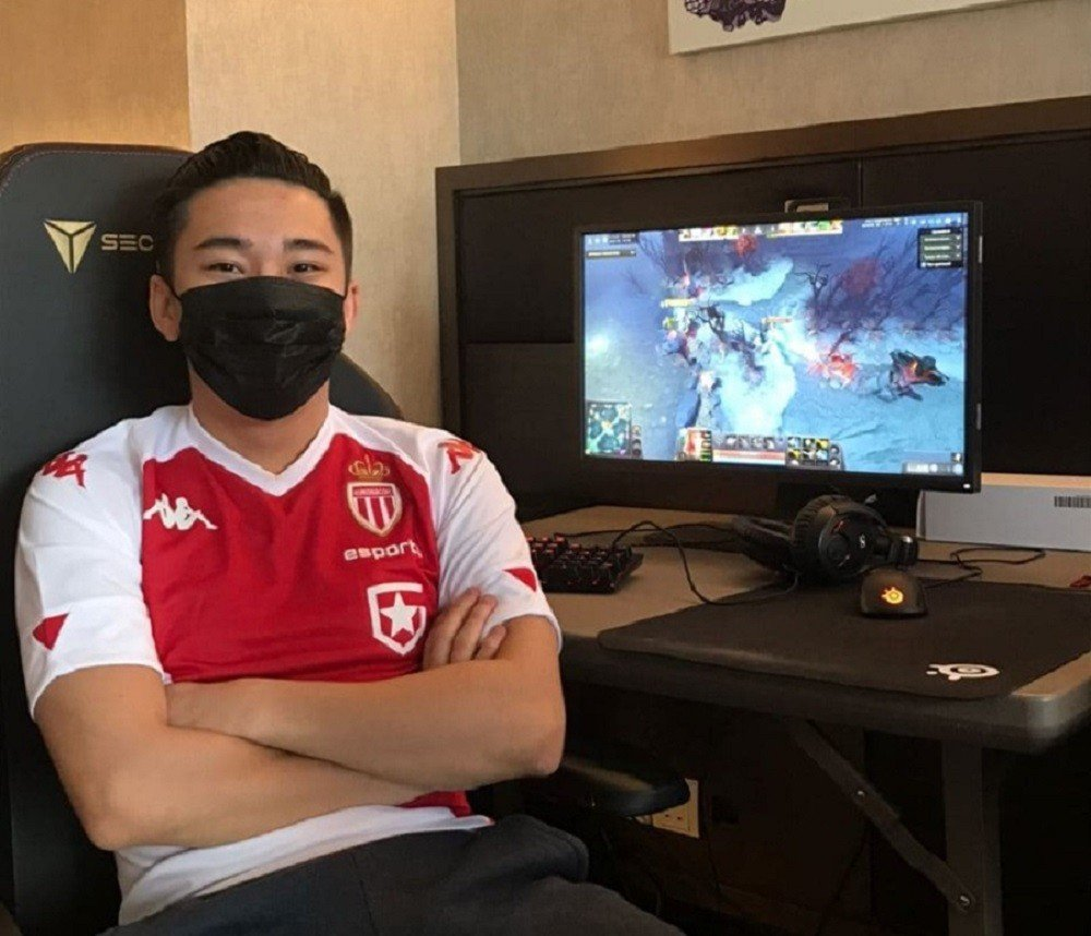 AS Monaco Gambit обыграли Nigma на Singapore Major wildcard
