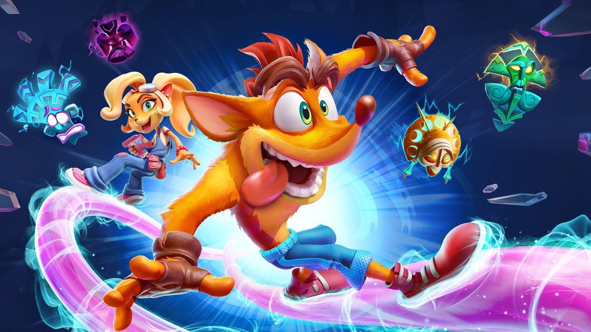 В Crash Bandicoot 4 нельзя поиграть без интернета