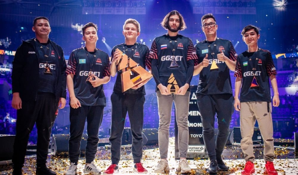 Virtuspro всухую обыграла fnatic на ESL Pro League S13