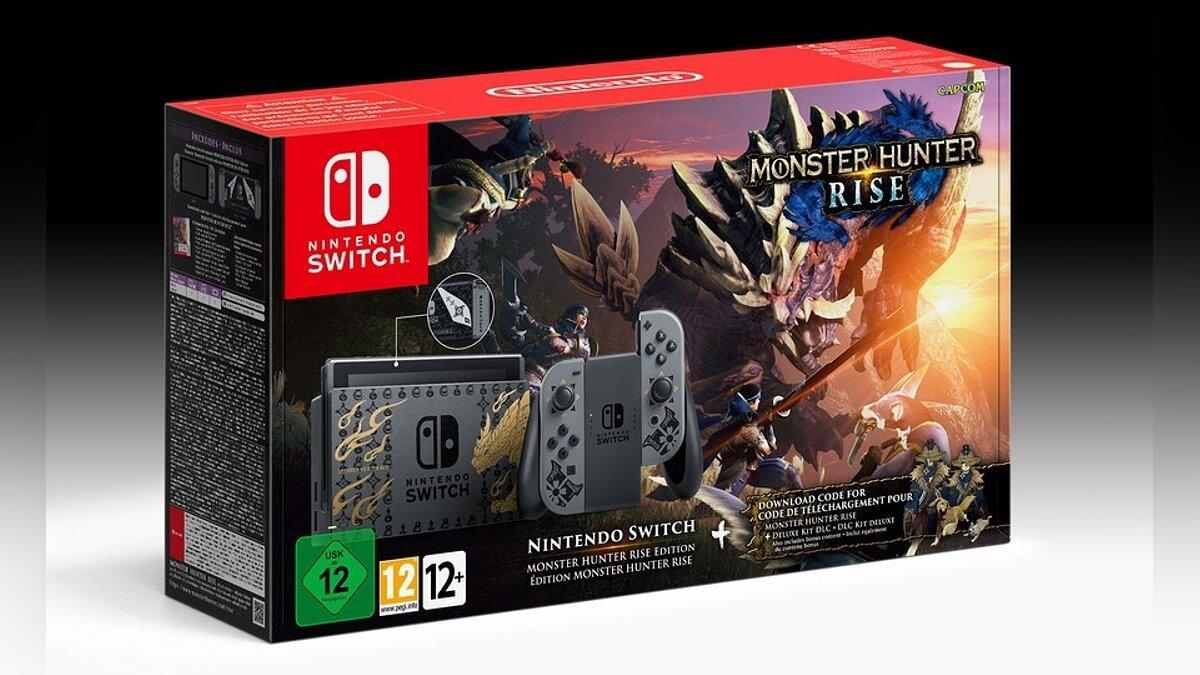Игроки купили 4 миллиона копий Monster Hunter Rise за 3 дня