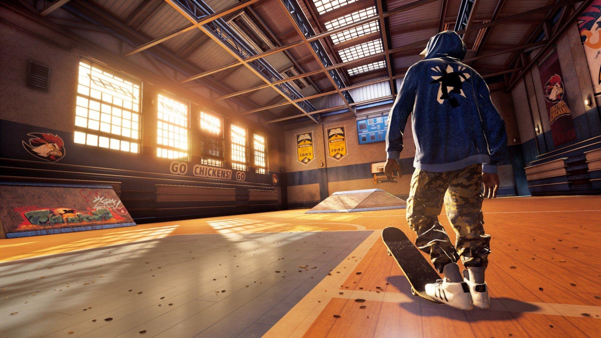 В Tony Hawks Pro Skater 12 начались сбои при запуске