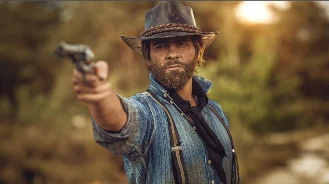 Слухи идет работа над фильмом по Red Dead Redemption