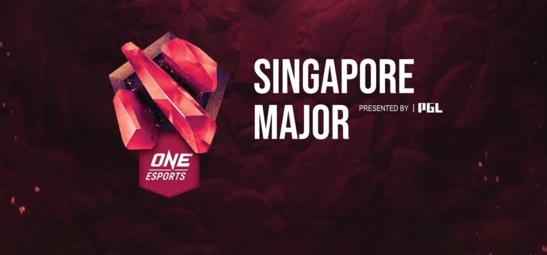 Итоги wild card Singapore Major Dota 2