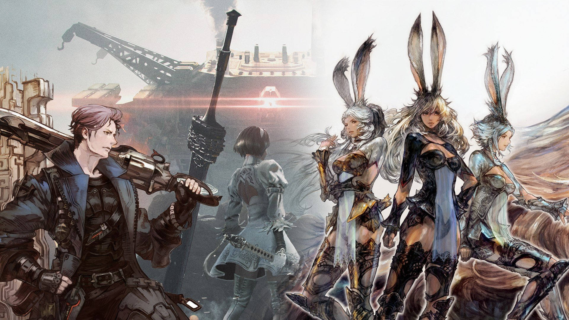Объявлена дата открытого бетатеста Final Fantasy XIV на PS