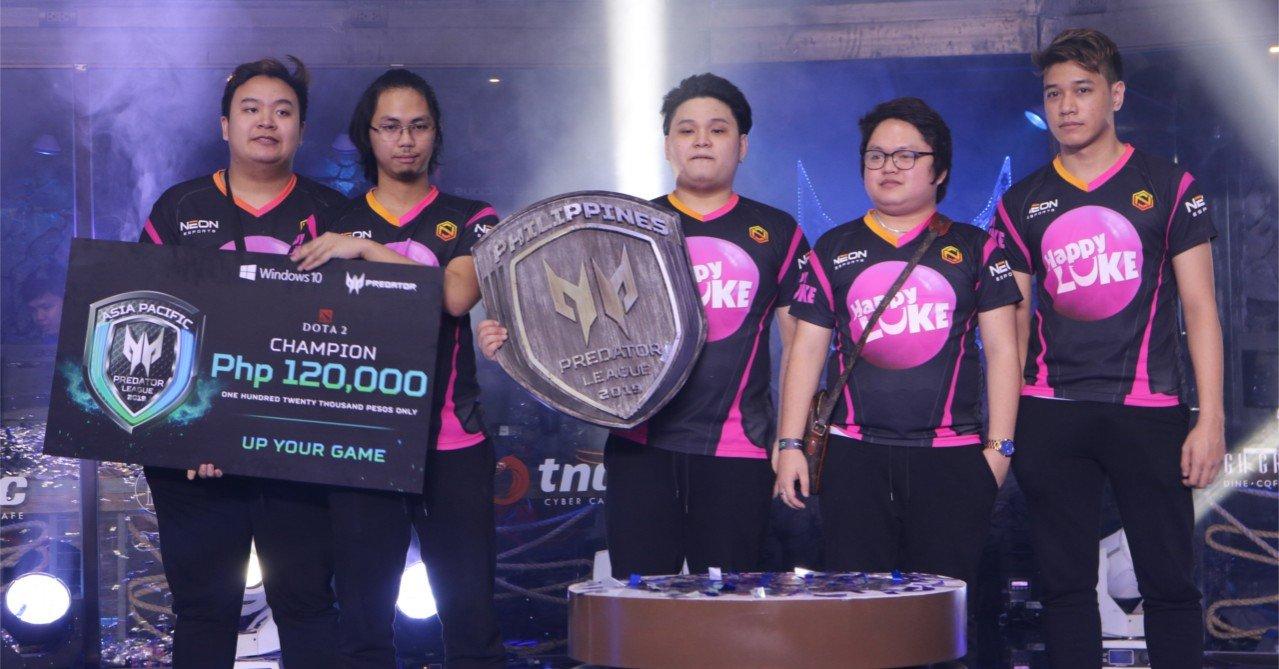 OB Esports x Neon победила VG и вышла на Team Secret
