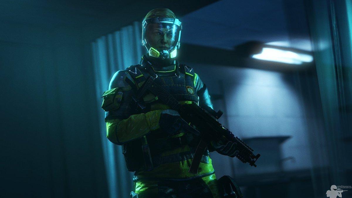 В сети появились 5 минут геймплея Rainbow Six Quarantine
