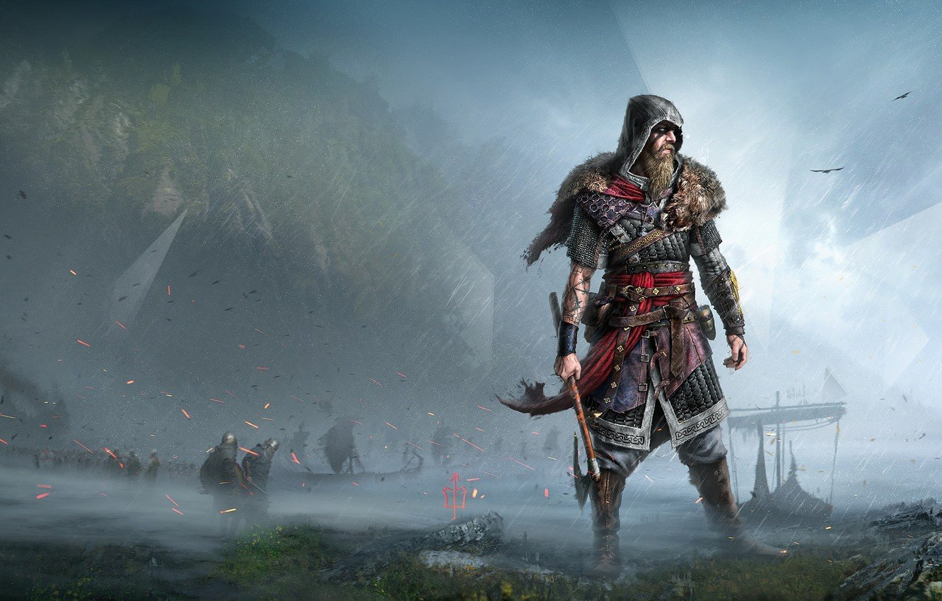 Датамайнеры в Assassins Creed Valhalla нашли новое DLC