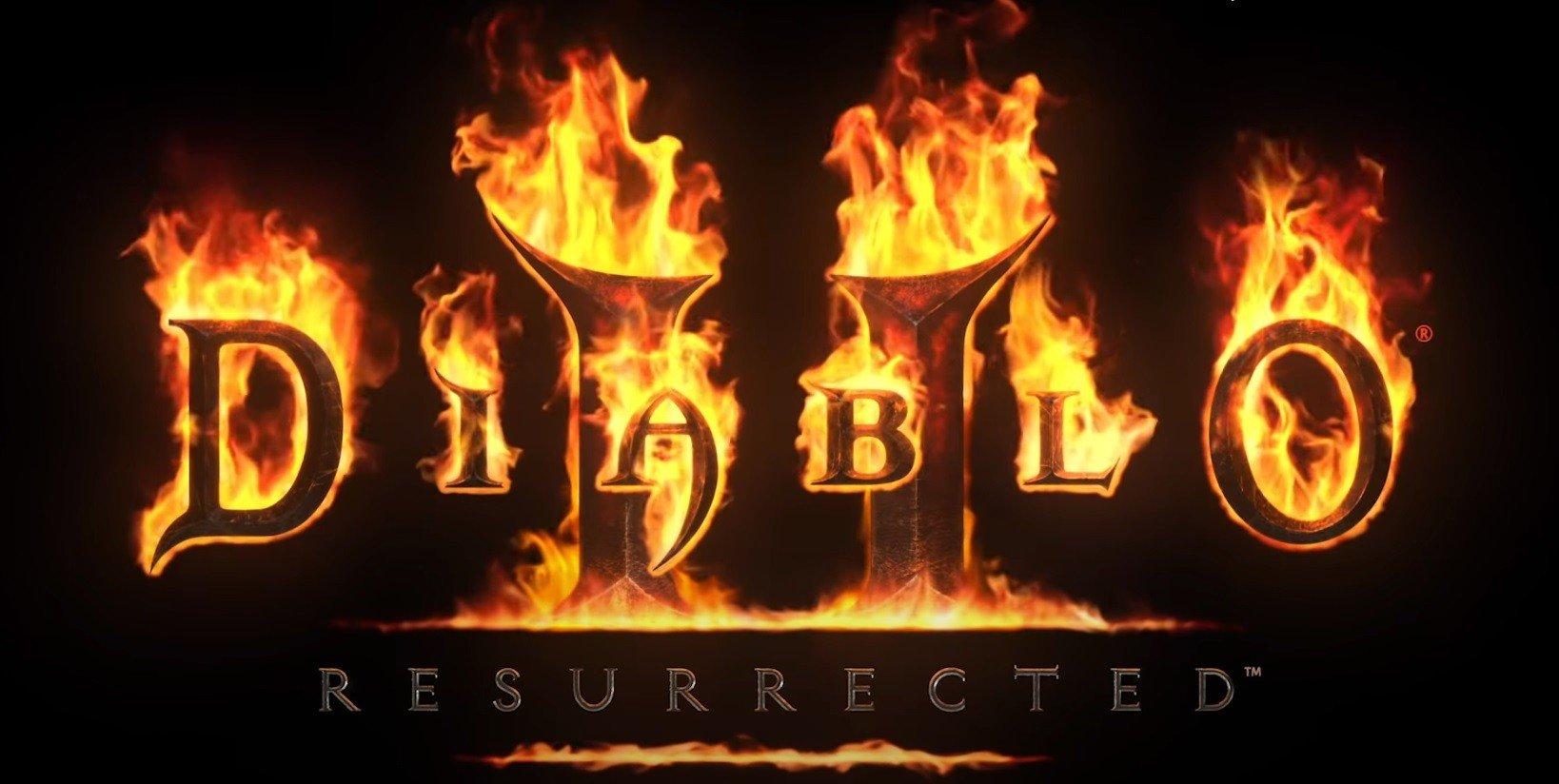 Появились даты альфатеста Diablo II Resurrected