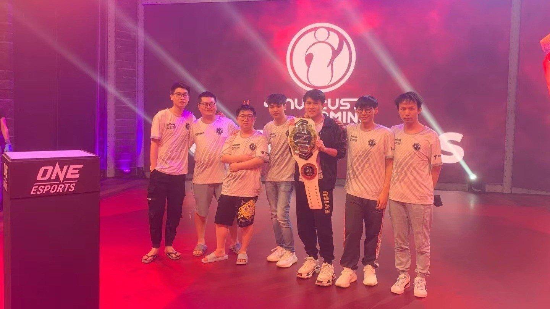 Singapore Major в цифрах забавные факты по итогам турнира