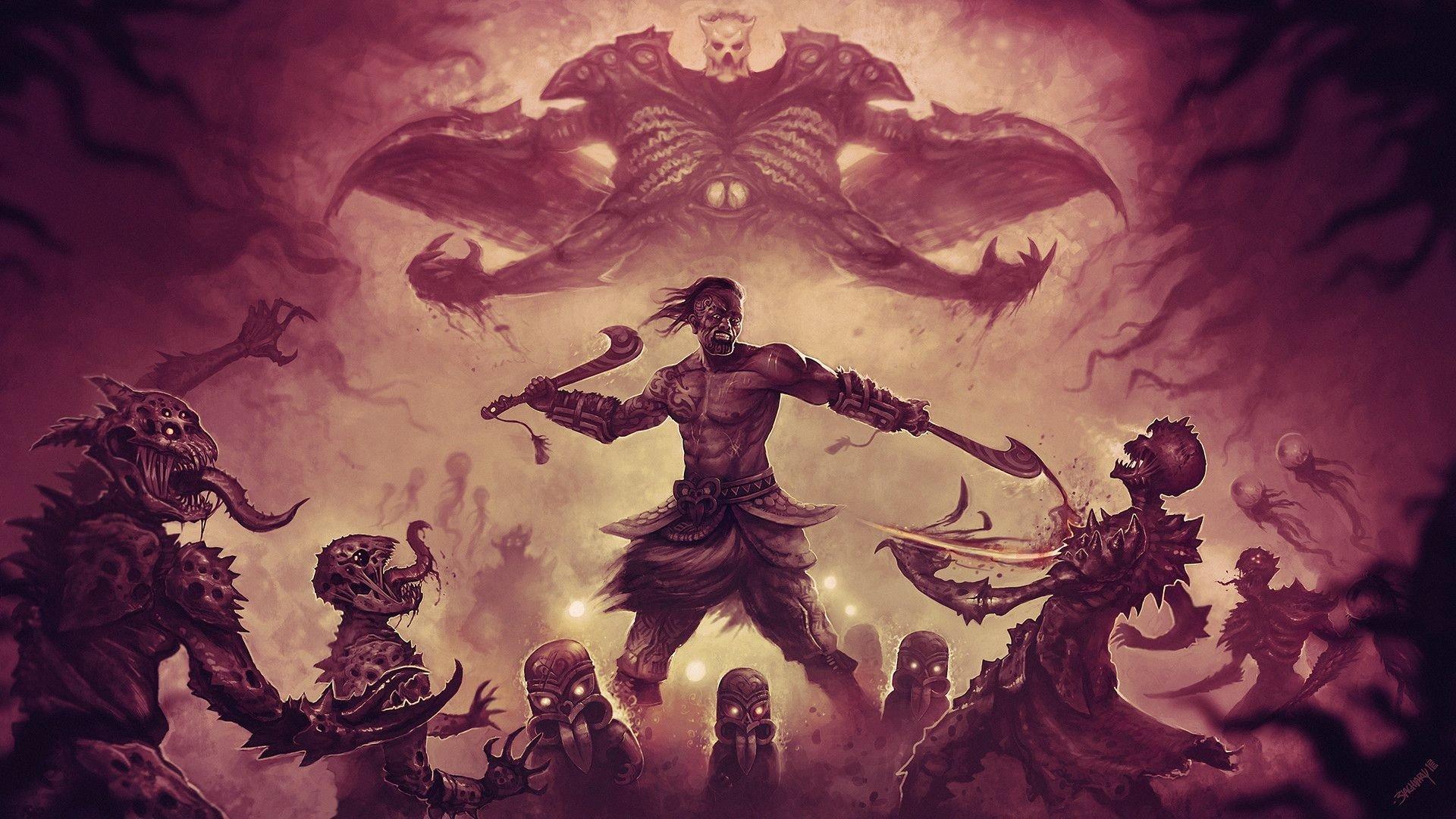 8 самых мрачных игр похожих на Diablo