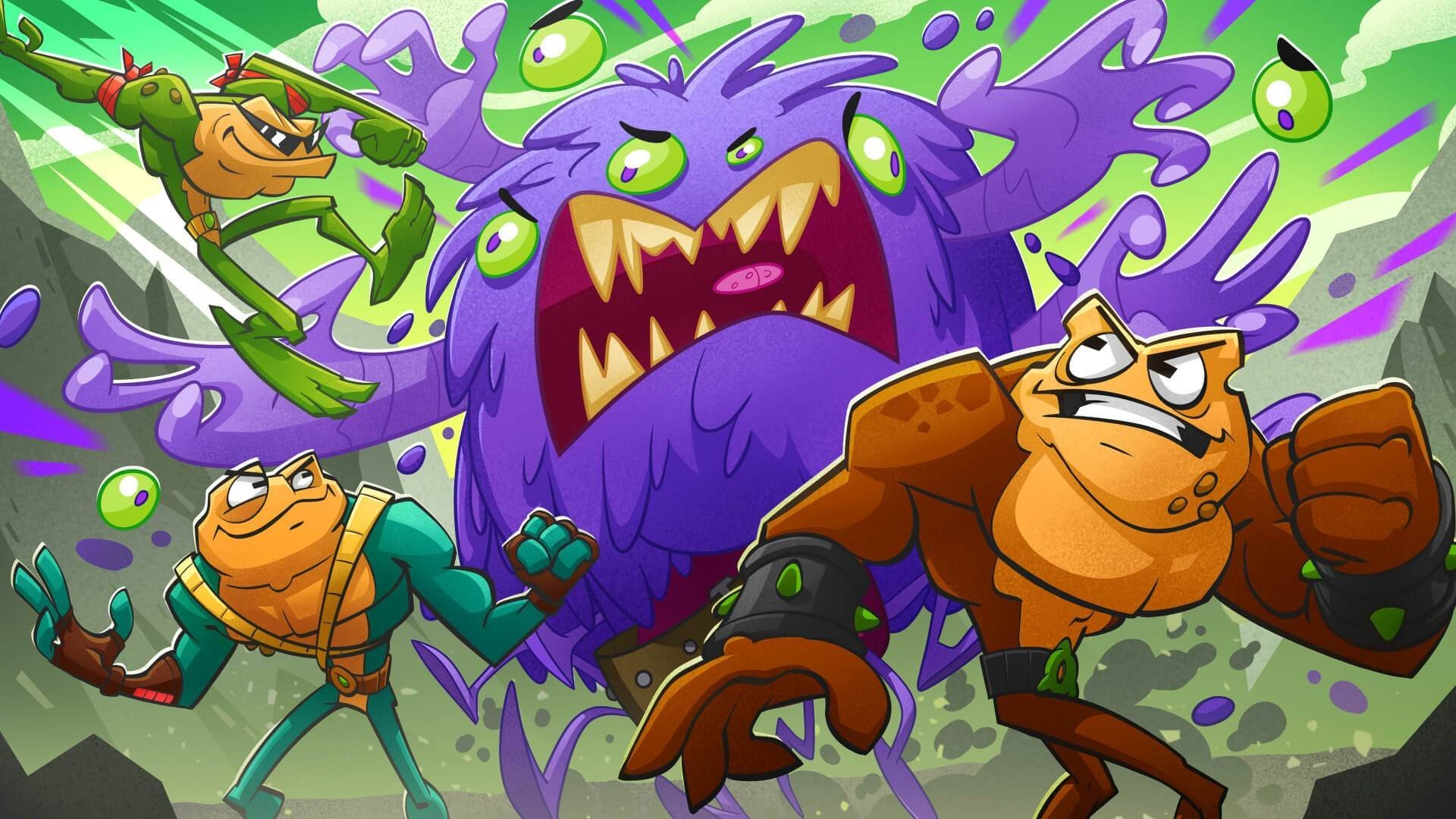 Создатели ремейка Battletoads работают над новой игрой