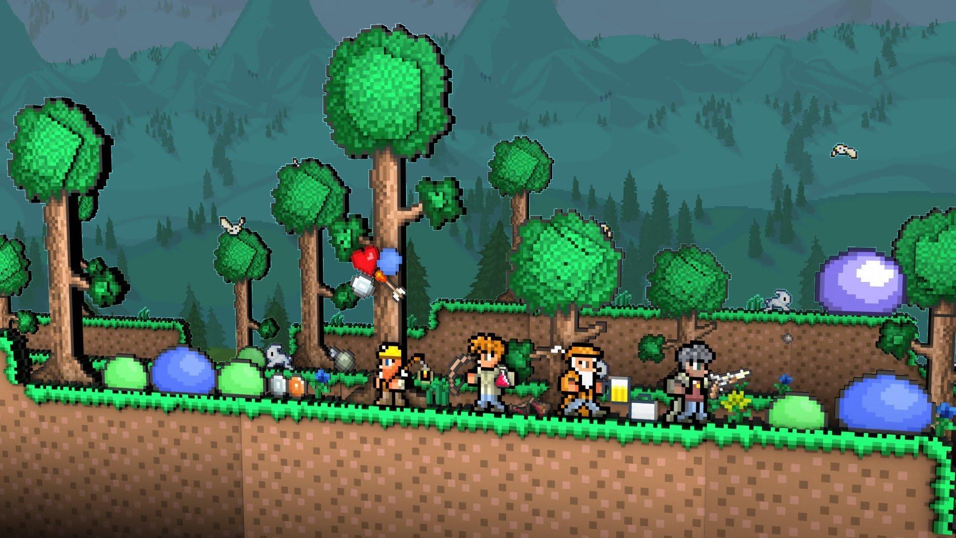 10 лучших игр с пиксельной графикой на ПК