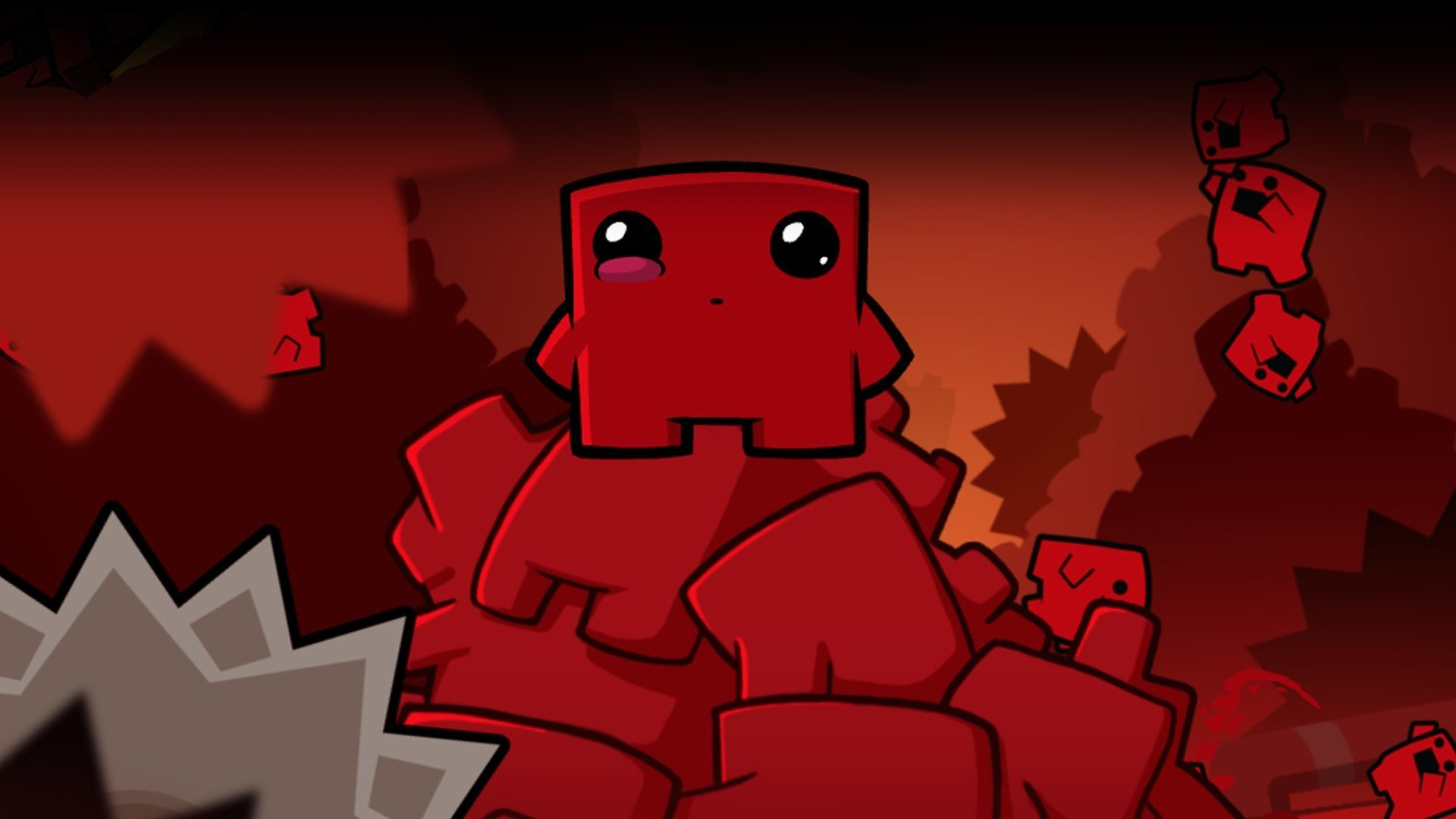 Появилась дата выхода Super Meat Boy Forever на PS4 и Xbox