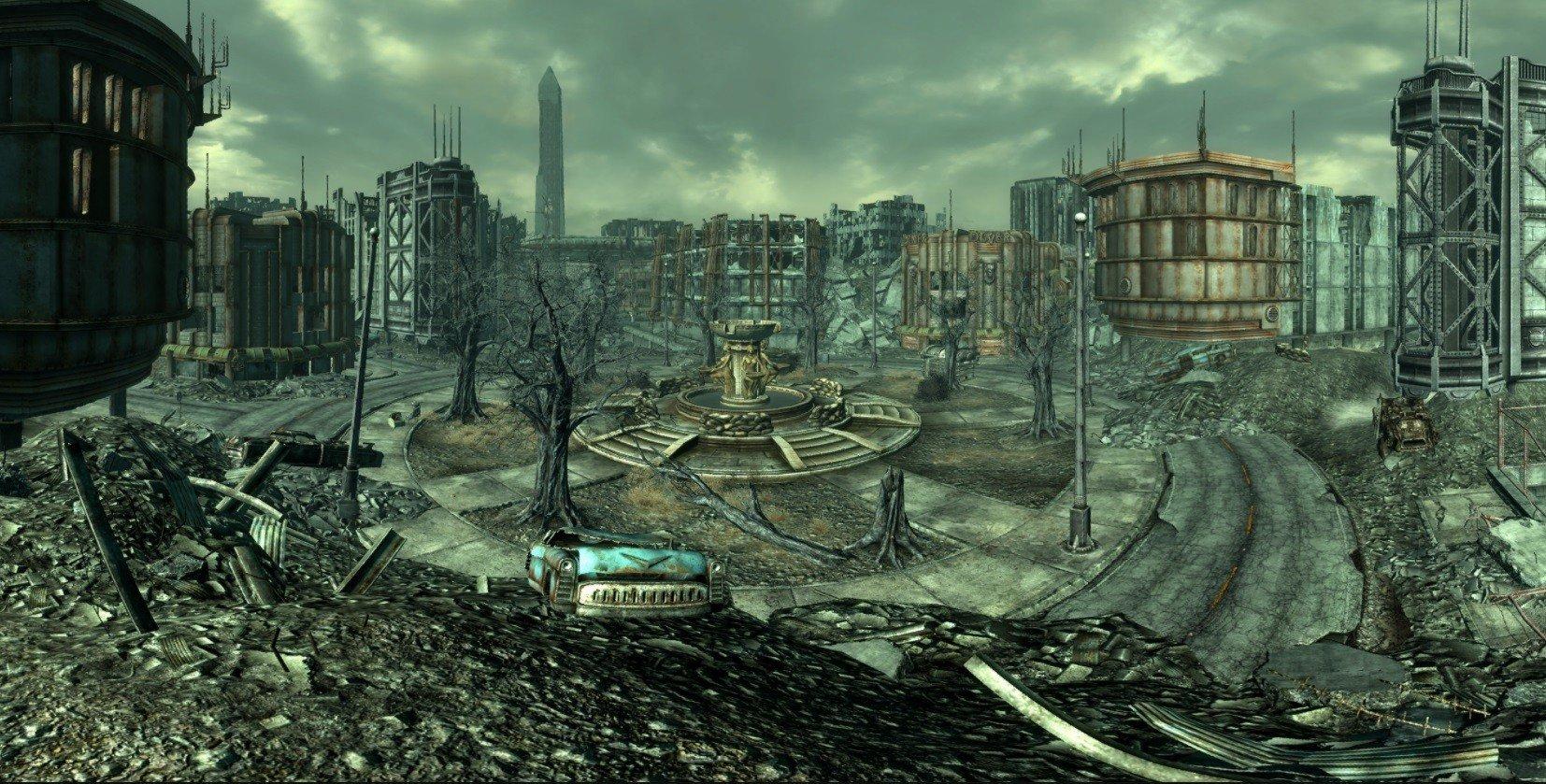 Датамайнеры в Fallout 76 появится локация из Fallout 3