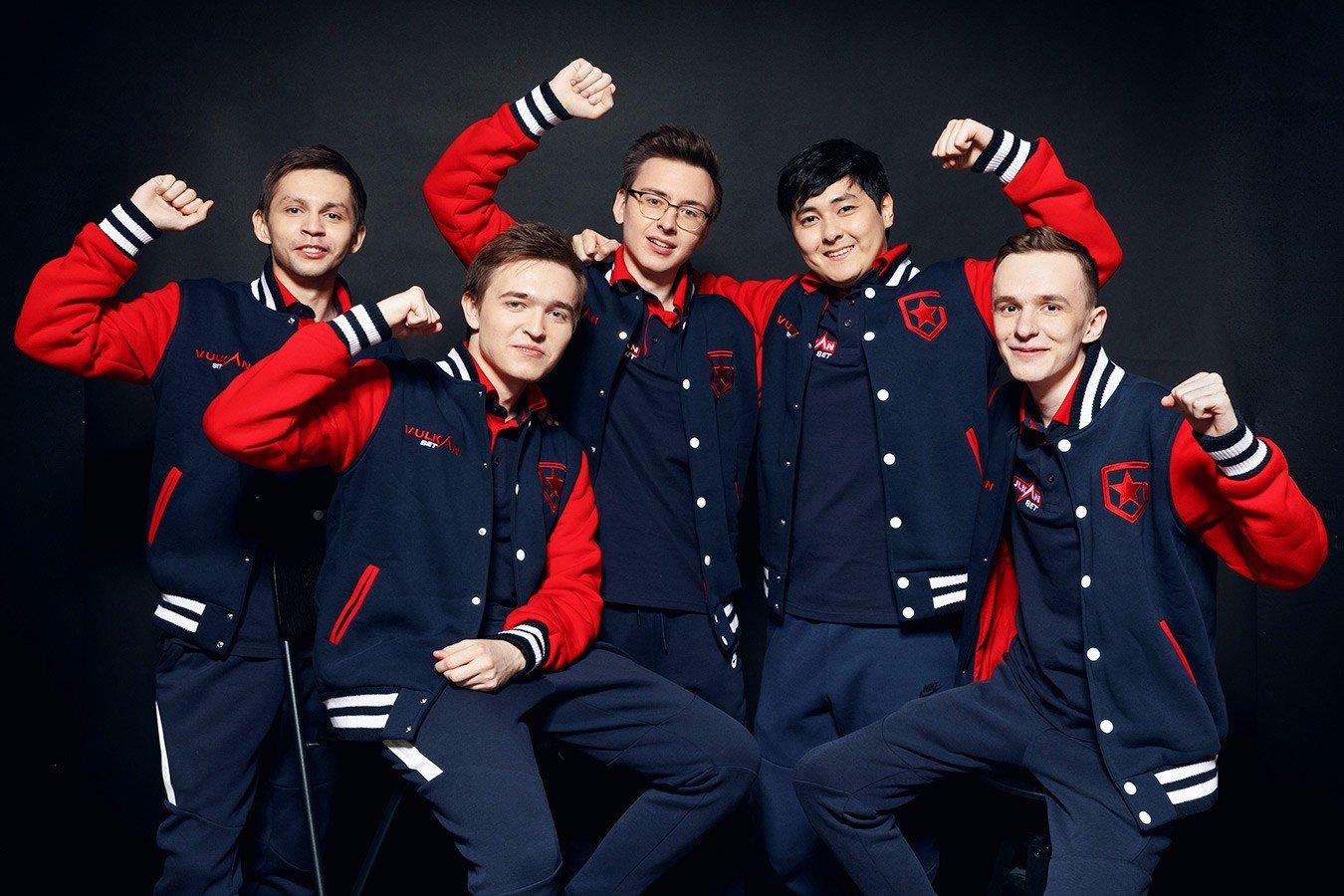 Gambit возглавила рейтинг лучших команд мира по CSGO