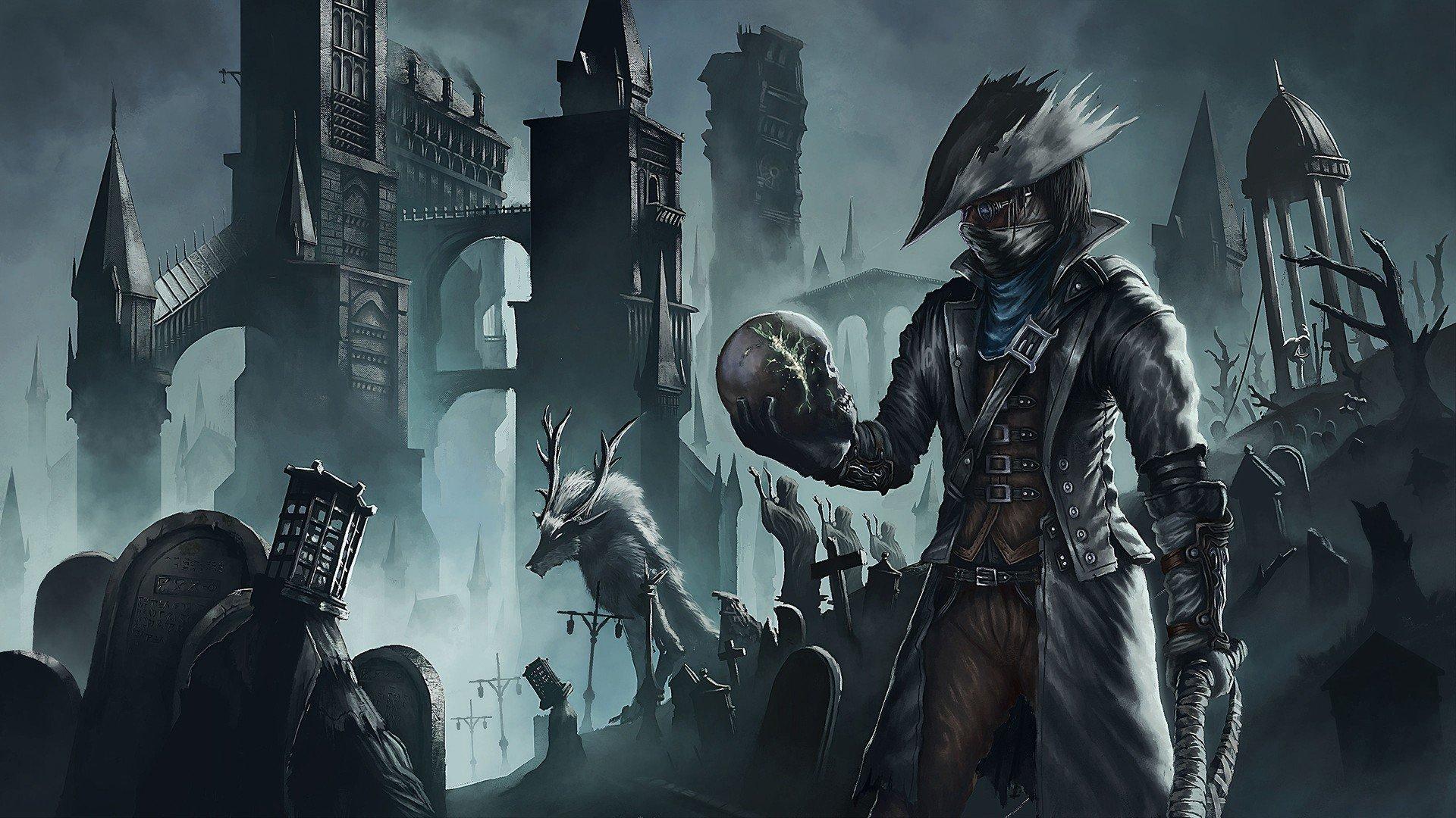Слухи Bloodborne выйдет на PC в сентябре