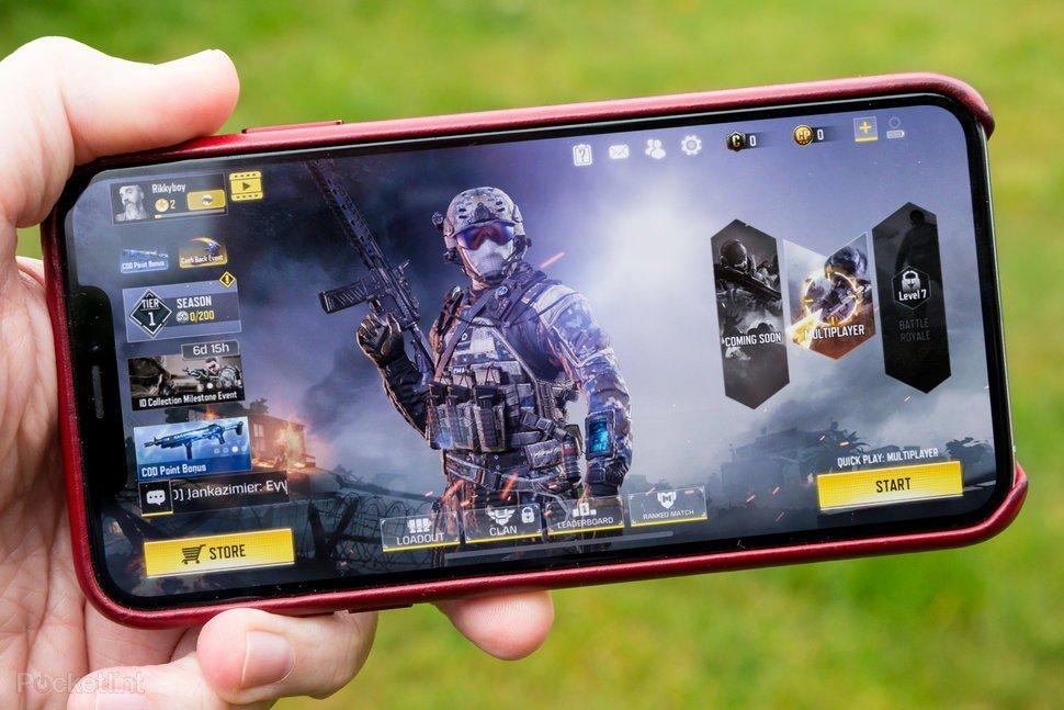 Redmi K40 будет официальным смартфоном Call of Duty Mobile