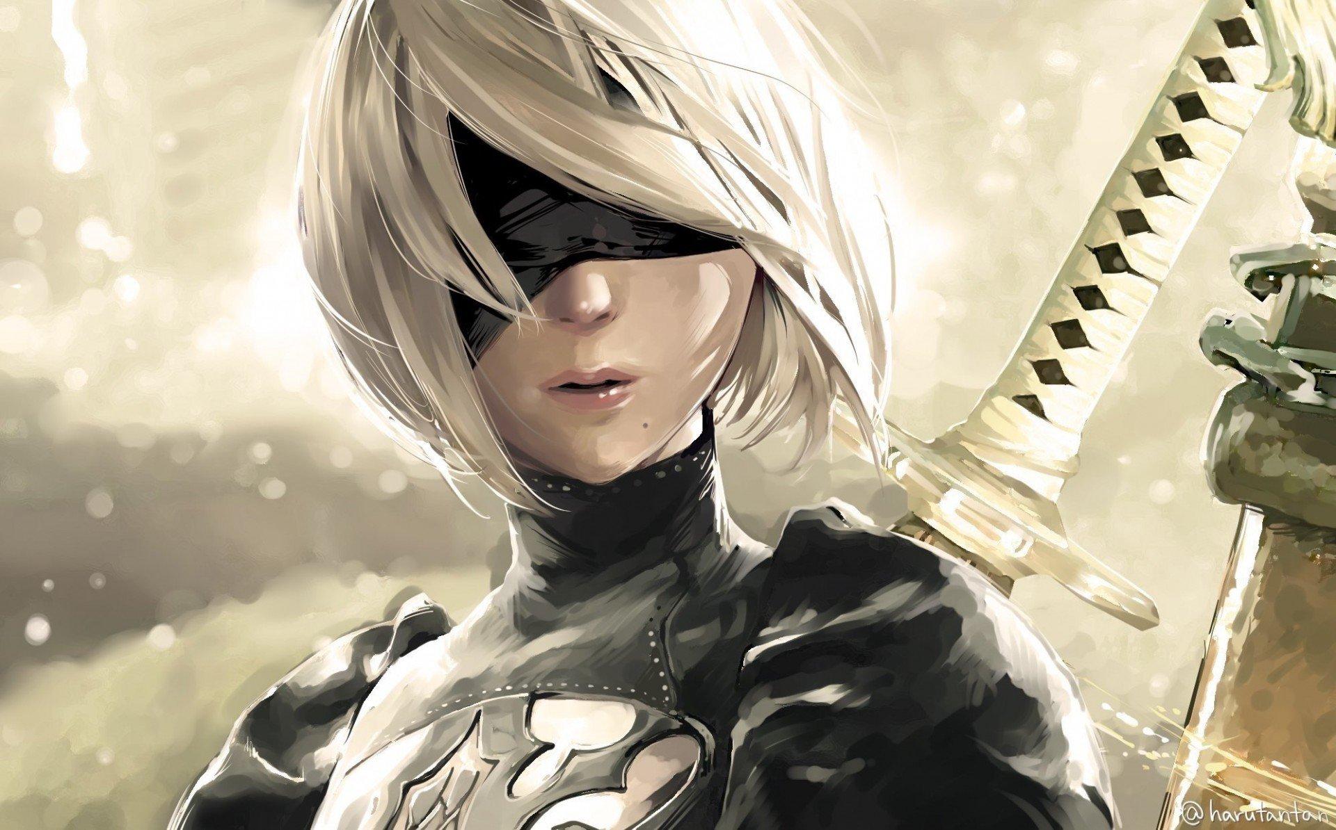 Square Enix выпустит патч для Steamверсии NieRAutomata