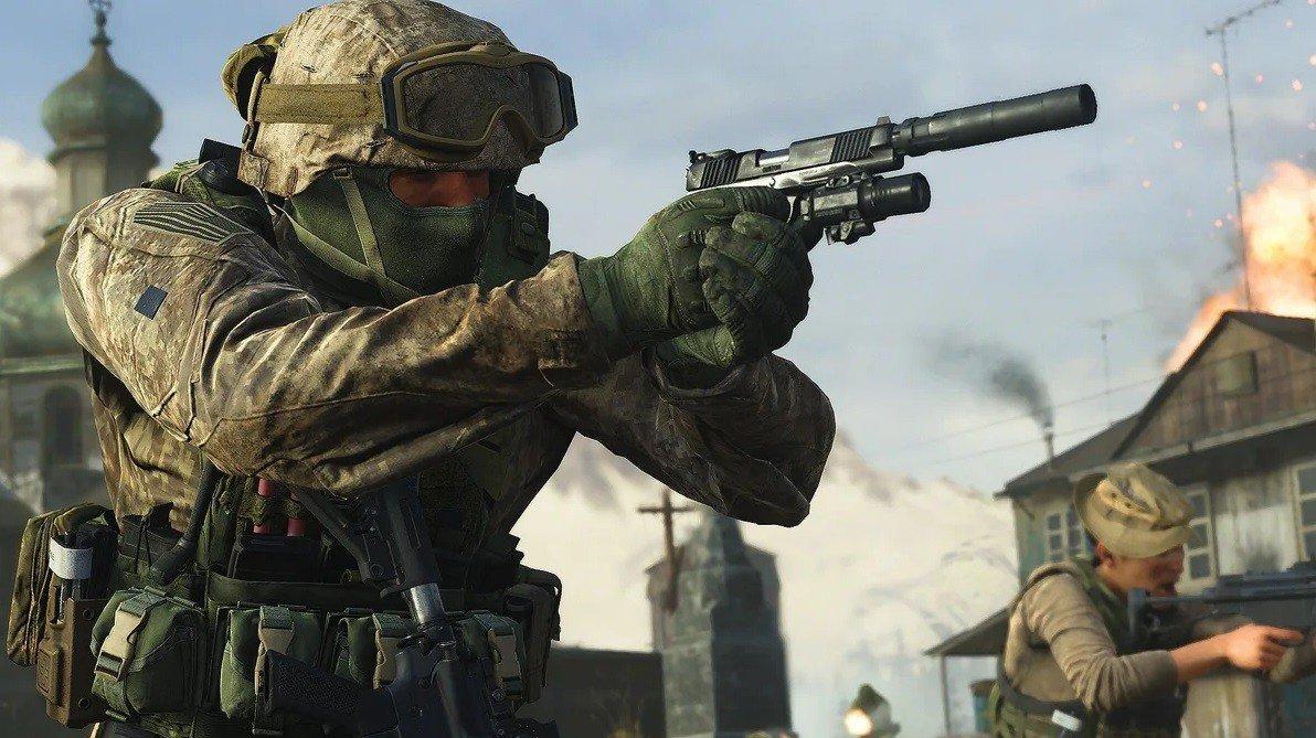Разработчик COD Modern Warfare объяснил удаление двух карт