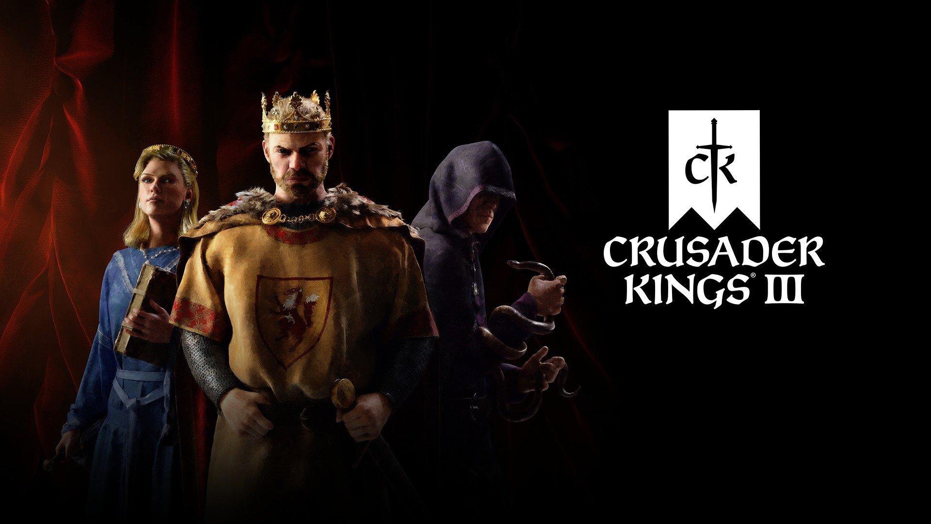 В Crusader Kings 3 добавят поддержку мода на однополые браки