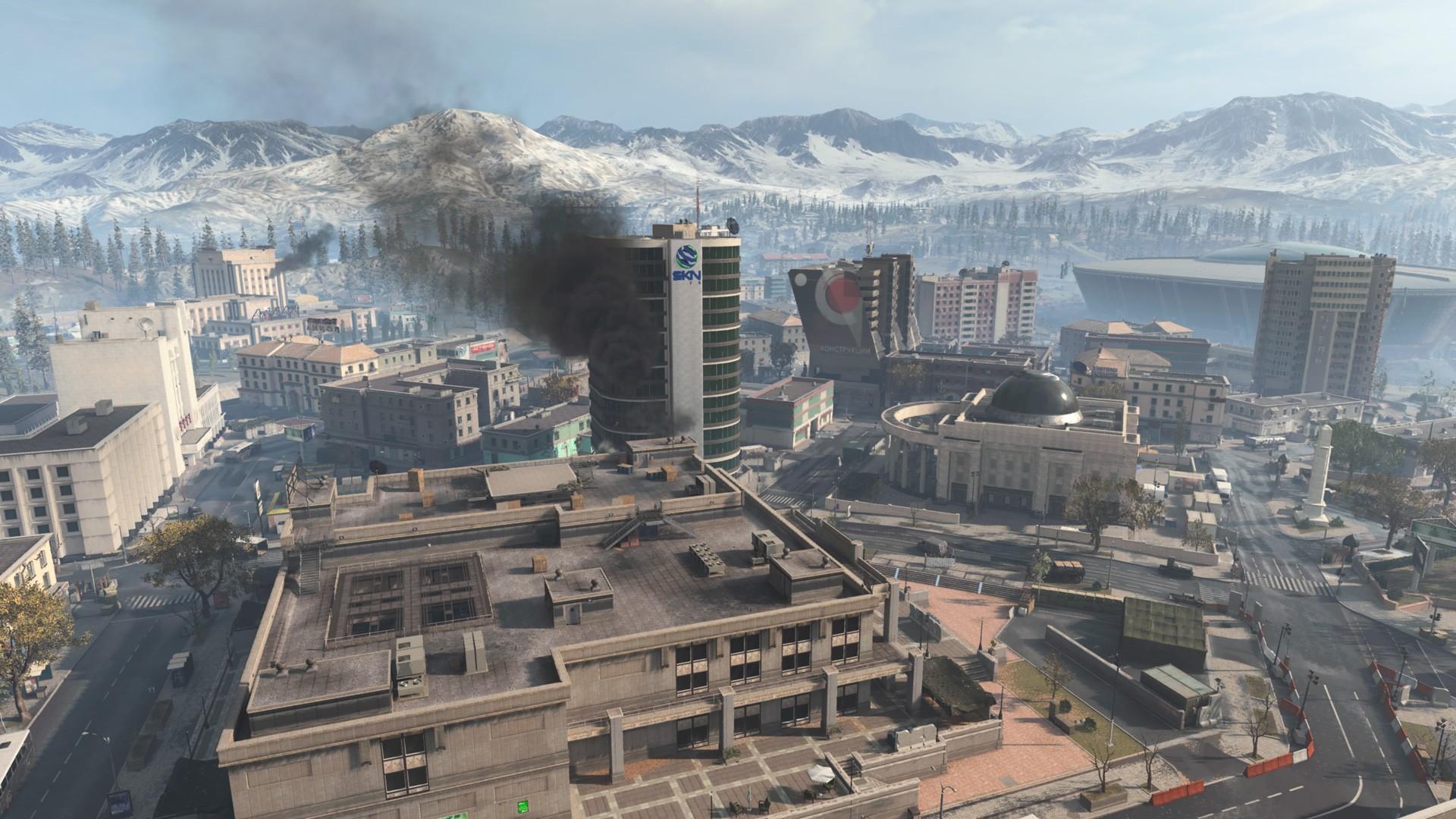 Вышел тизер новой каты для Call of Duty Warzone