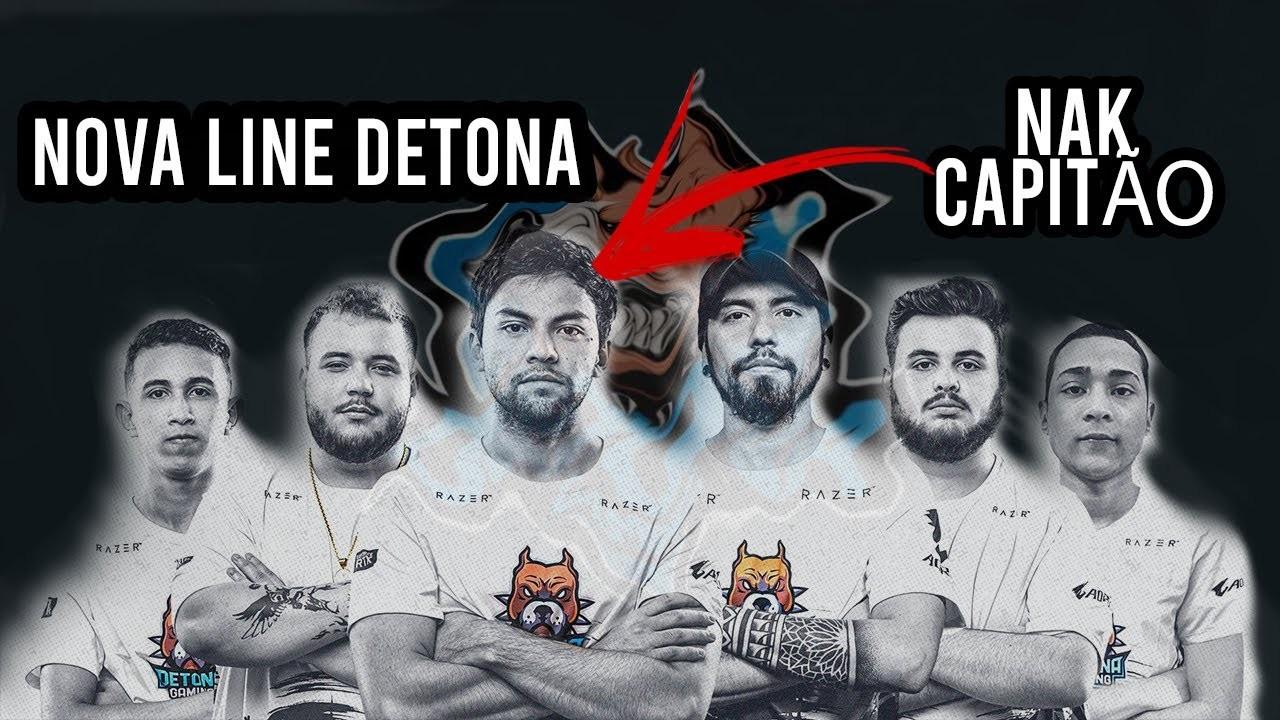 Бразильская команда DETONA снялась с RMRтурнира изза читов