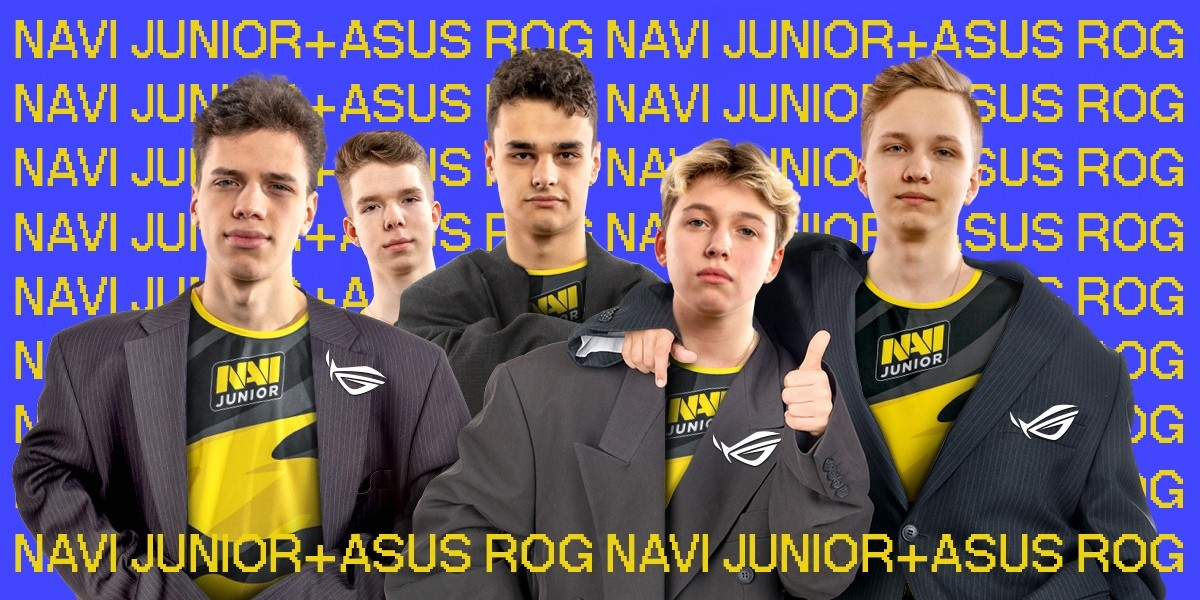 NAVI Junior выступят на BLAST RISING 2021