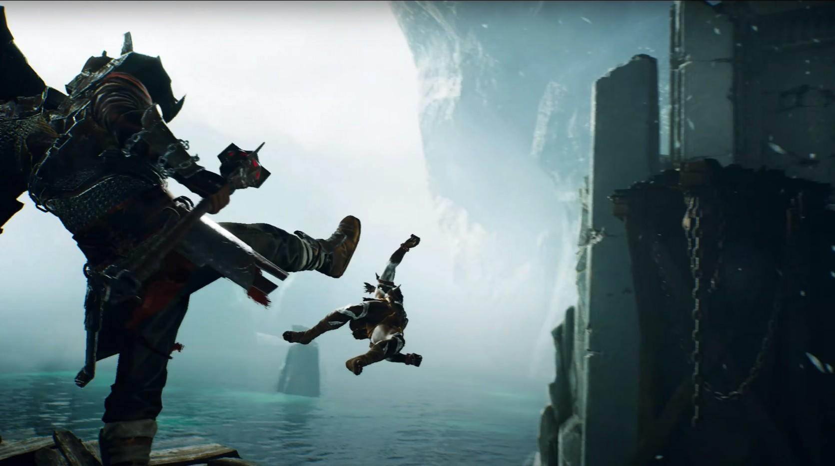 Разработчики из Беларуси сделали игру похожую на For Honor и Dark Souls