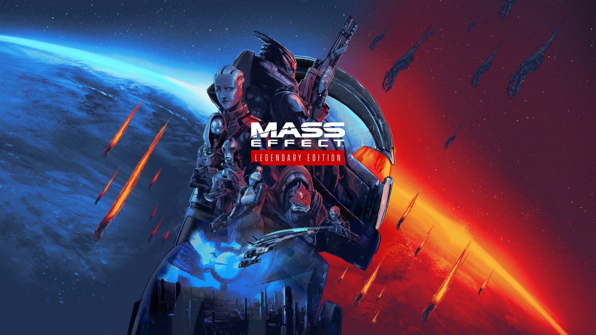 Для Mass Effect Legendary Edition уже разработали патч первого дня