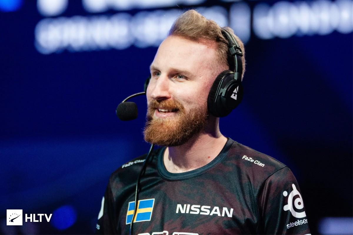 olofmeister собирается продолжить карьеру проигрока в CSGO или Valorant