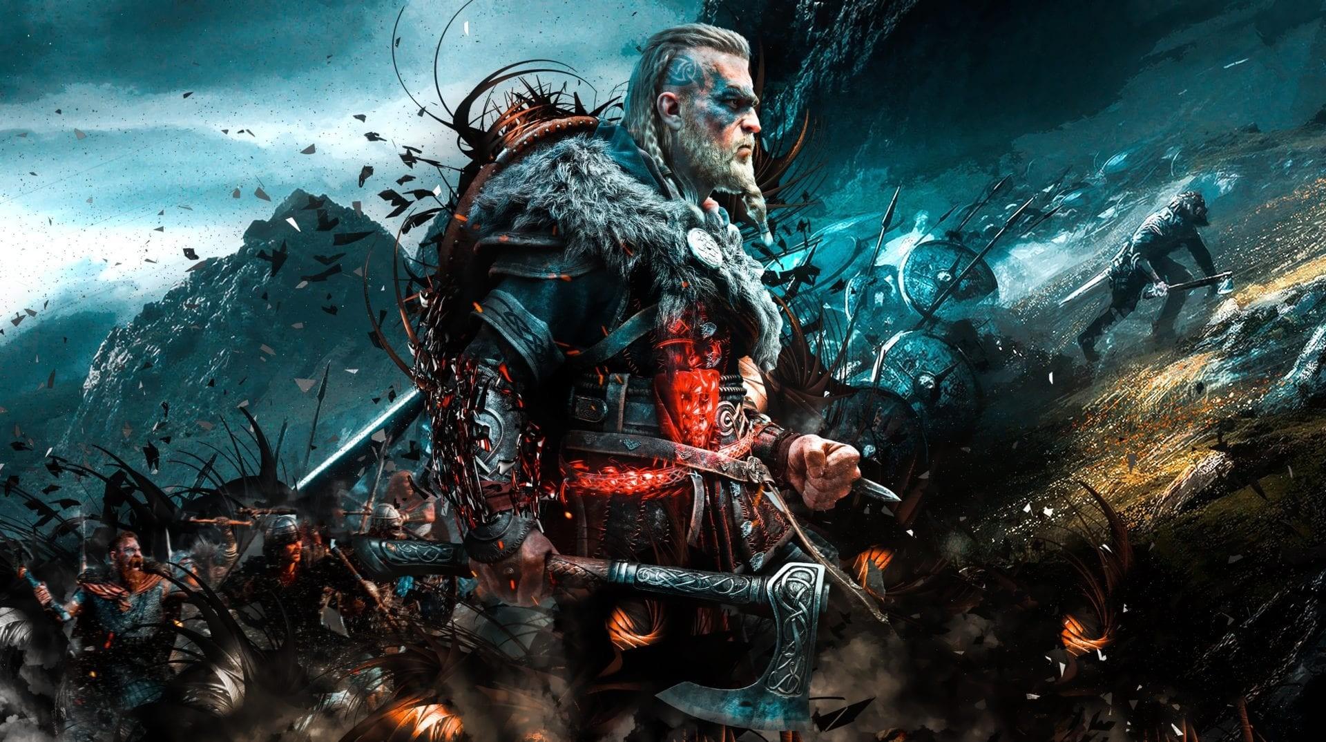 Датамайнеры нашли новые вещи из DLC Гнев друидов для Assassins Creed Valhalla