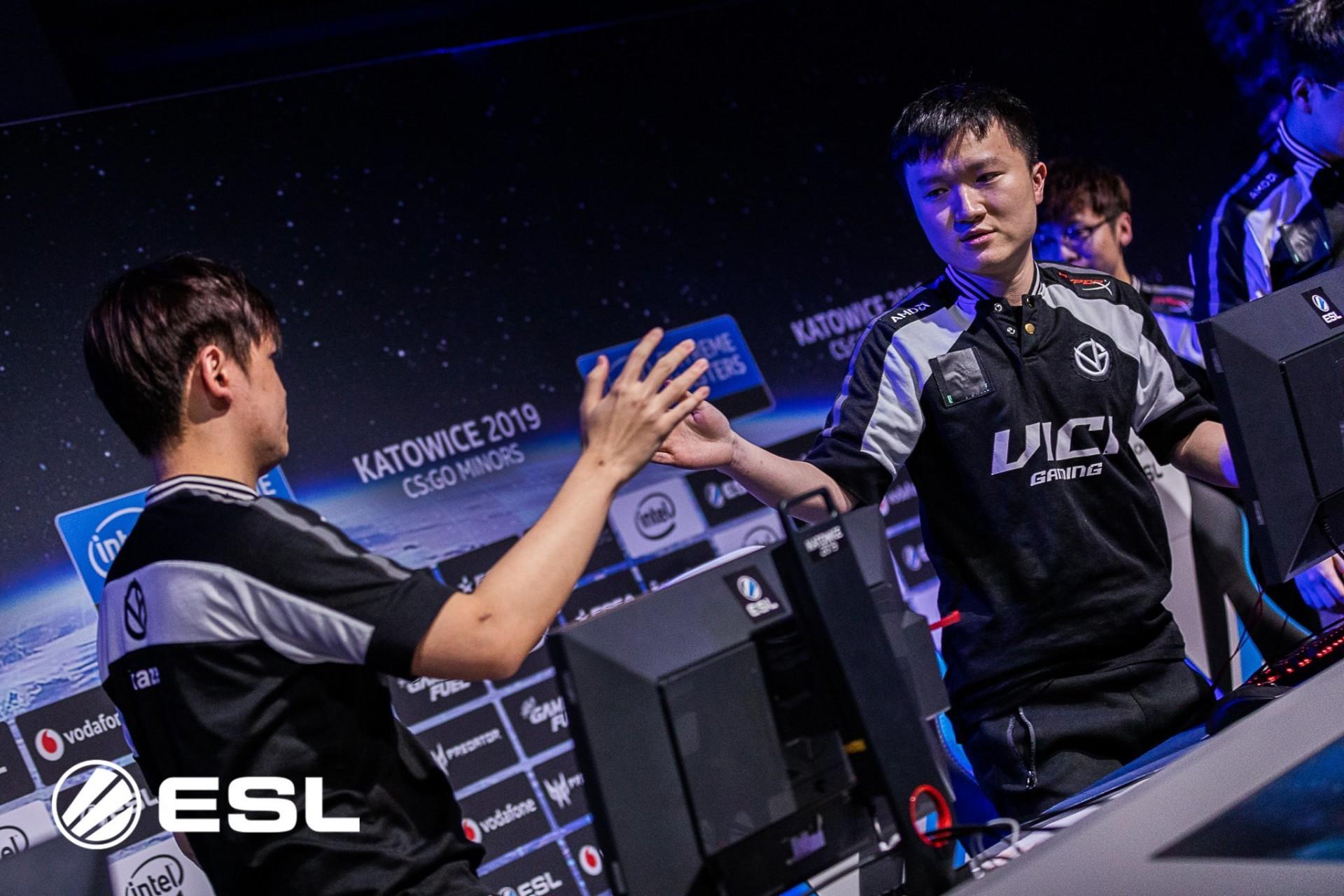Vici Gaming по CSGO выиграла RMRтурнир в Китае