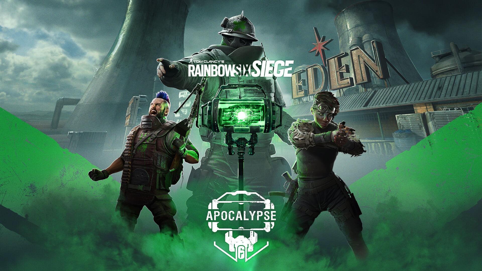 В Rainbow Six Siege началось событие Apocalypse
