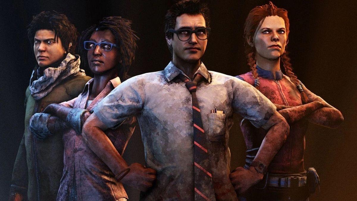 Разработчики Dead by Daylight перерисовывают модели выживших