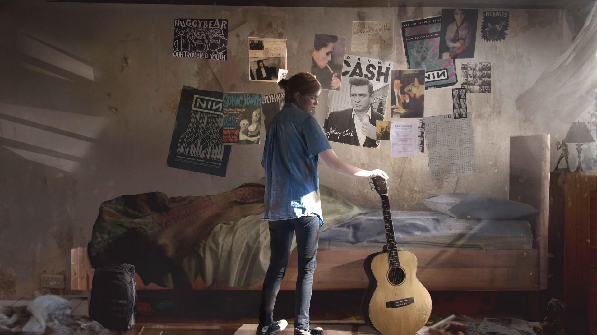 В The Last of Us 2 планировалась другая концовка