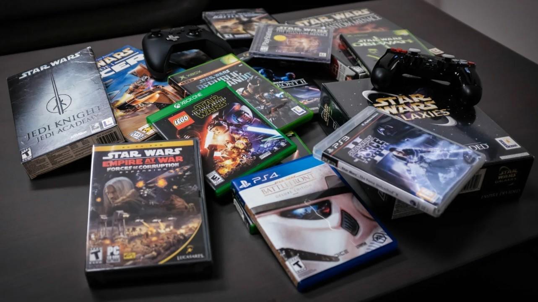 Слухи Microsoft и Lucasfilm Games разрабатывают игру по вселенной Star Wars